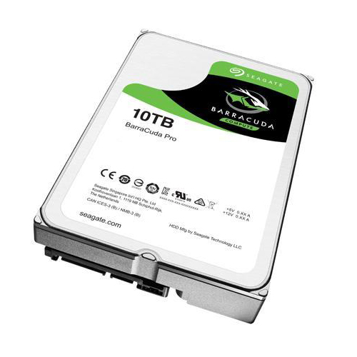 "Seagate BarraCuda Pro 8TB 3.5/"" Internal Desktop Hard Drive #ST8000DM0004"