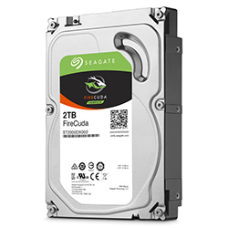 Seagate FireCuda 3.5-Inch Solid State Hybrid Drive