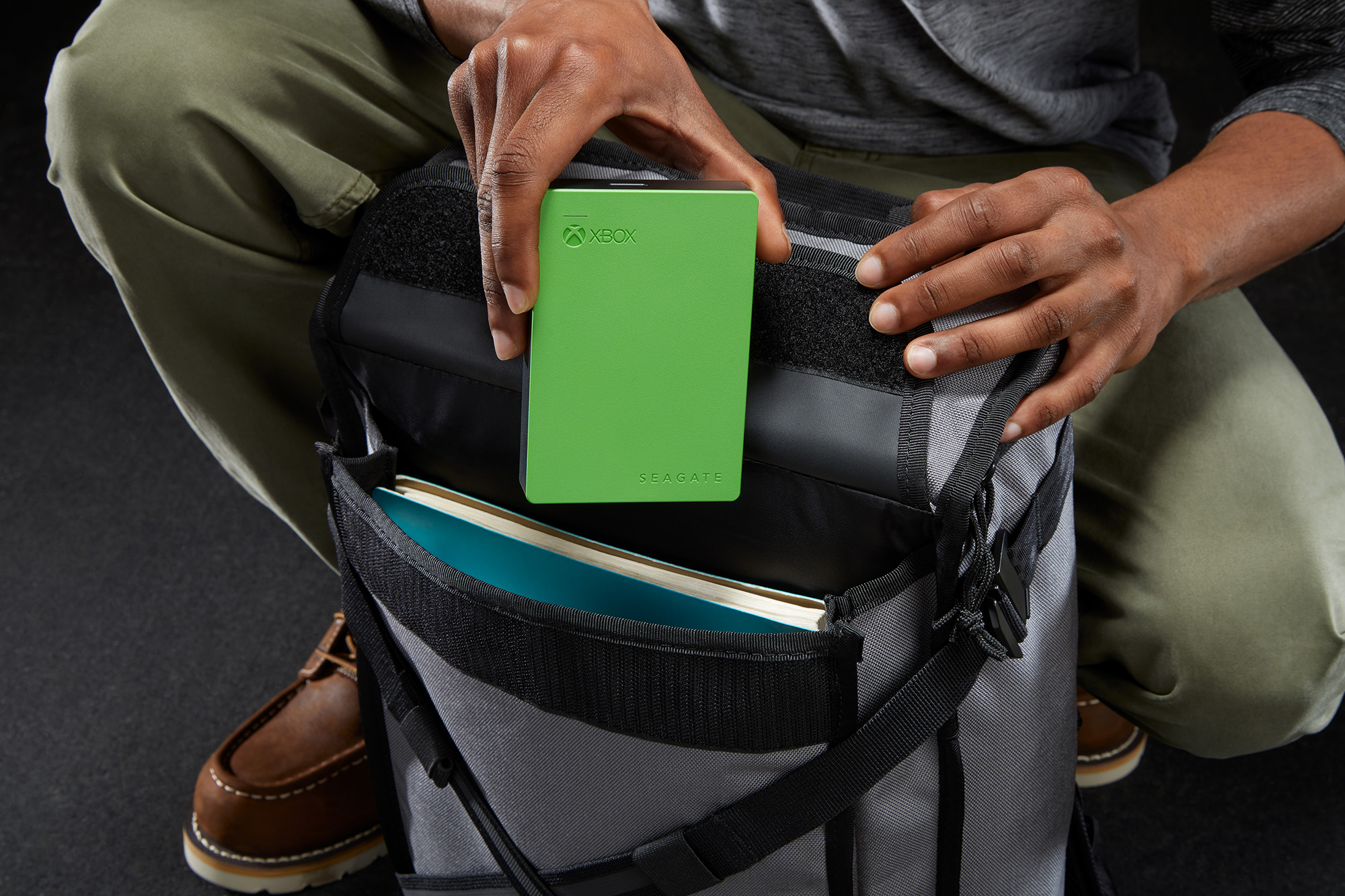 Portable Game Drive for XBox