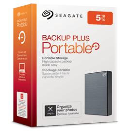 Backup Plus Portable Drive BoxShot
