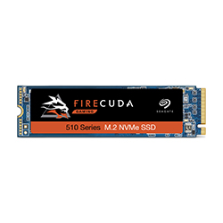 Seagate FireCuda 510 M.2 NVMe Solid State Drive