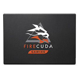 Seagate FireCuda 2.5-Inch Internal Solid State Hybrid Drive